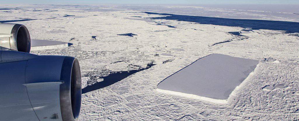 Chuyện gì sẽ xảy ra với tảng băng hình chữ nhật vuông thành góc cạnh từng gây sốt của NASA? 2