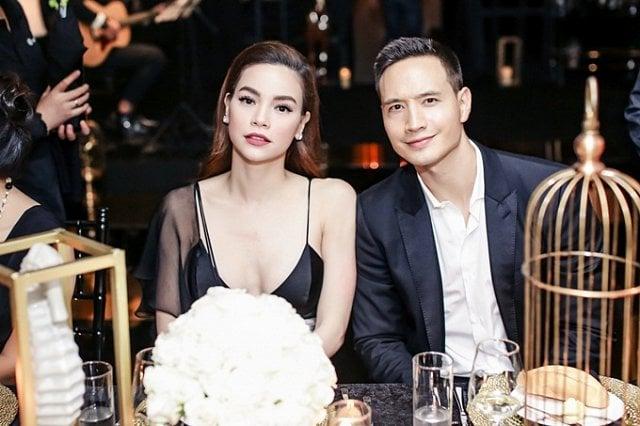 Hồ Ngọc Hà tình tứ ôm Kim Lý tại sự kiện, lên tiếng về nghi vấn có thai lần 2 2