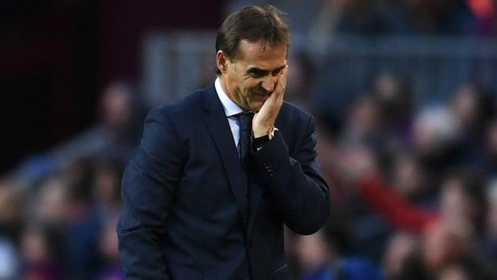 Real Madrid chính thức sa thải Julen Lopetegui, tạm thời bổ nhiệm cựu danh thủ 1