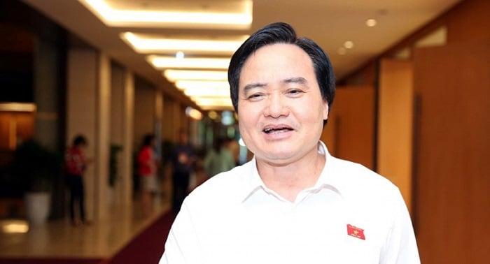Bộ trưởng Phùng Xuân Nhạ nói gì về dự thảo quy định sinh viên ngành sư phạm bán dâm 4 lần sẽ bị đuổi học? 1