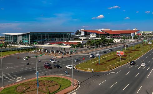 Sân bay Nội Bài sẽ được mở rộng về phía nam, khắc phục quá tải 1
