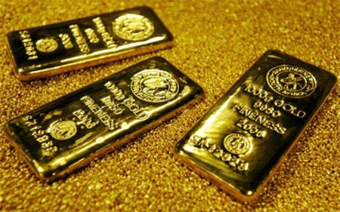Giá vàng hôm nay 31/10/2018: USD bật tăng mạnh đẩy giá vàng thế giới giảm nhẹ 1