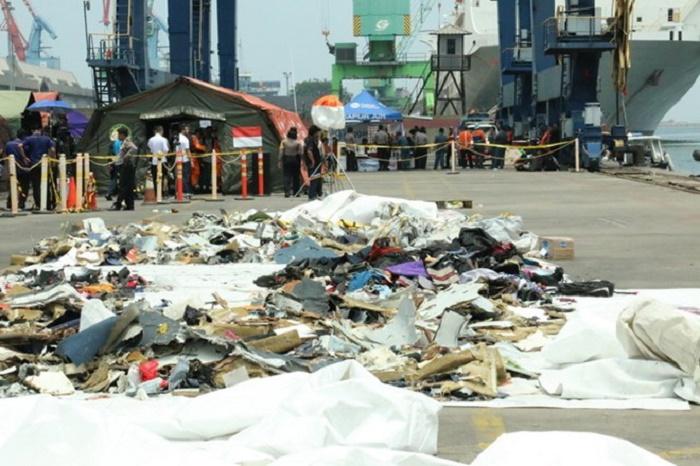 Thu được 147 mẫu AND của người nhà nạn nhân tai nạn máy bay Lion Air 1