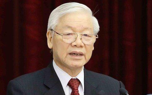 Chủ tịch nước Nguyễn Phú Trọng trình đề nghị Quốc hội phê chuẩn CPTPP 1
