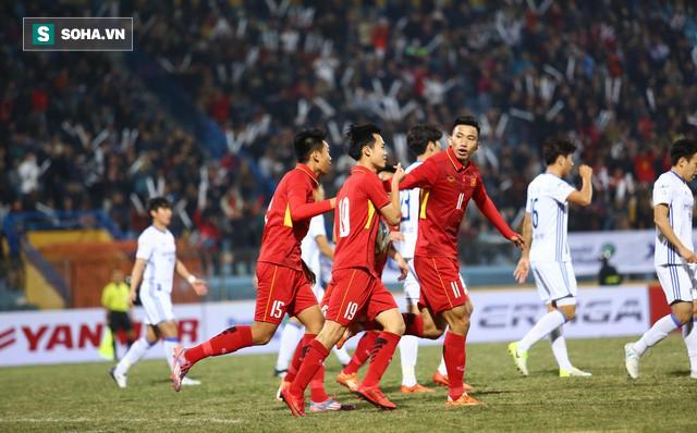 Cựu danh thủ Quốc Vượng: Sau năm 2018, U23 Việt Nam sẽ phải chờ ăn may ở giải châu lục 3