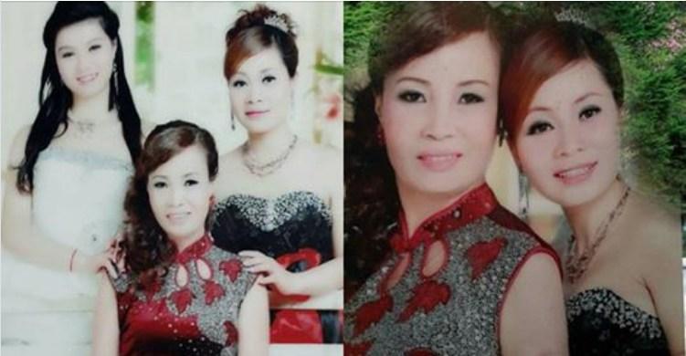 Lần đầu lộ ảnh 2 con gái của cô dâu 62: Chú rể 26 thành bố dượng của 2 cô gái tuổi chị 1