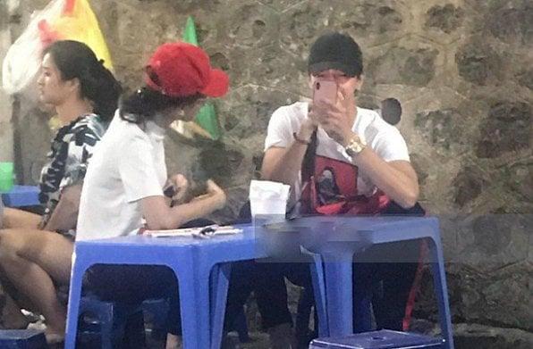 Hình ảnh Á hậu Bùi Phương Nga bí mật hẹn hò với diễn viên Bình An khiến dư luận bàn tán xôn xao 1