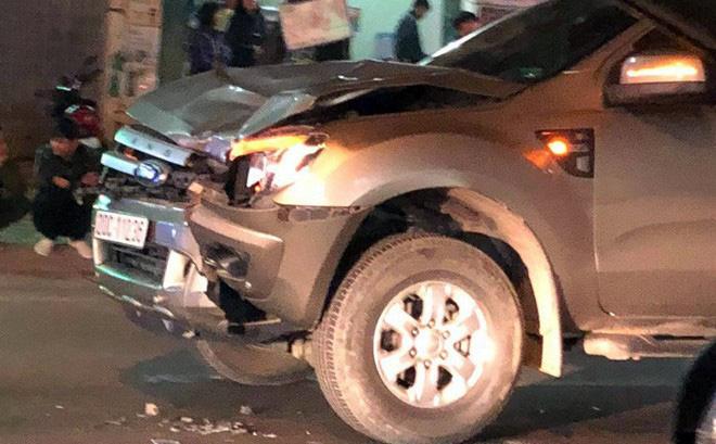 Hình ảnh Ford Ranger đâm 4 người chết ở Thái Nguyên: Bị hại kháng cáo vì bản án 4 năm tù quá nhẹ số 1