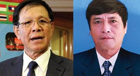 Hình ảnh Đính chính cáo trạng truy tố cựu tướng Phan Văn Vĩnh và 91 bị can trong đường dây đánh bạc nghìn tỷ số 1