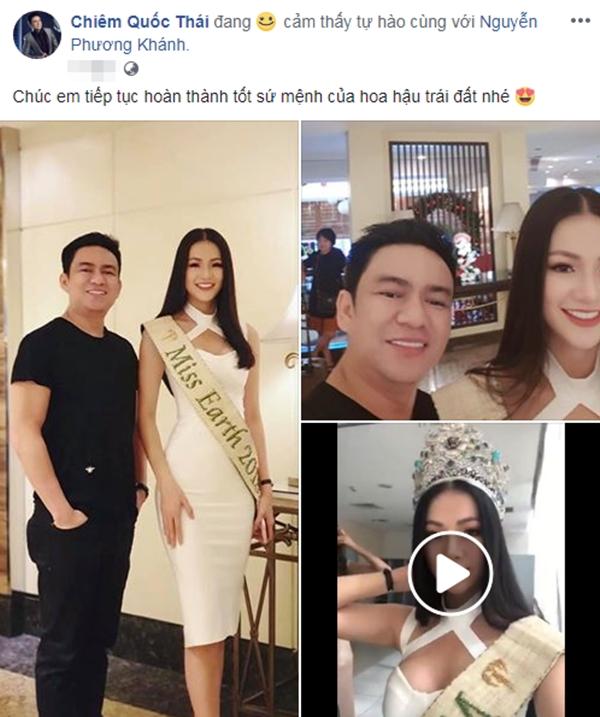Hình ảnh Bác sĩ Chiêm Quốc Thái lên tiếng trước tin đồn trực tiếp