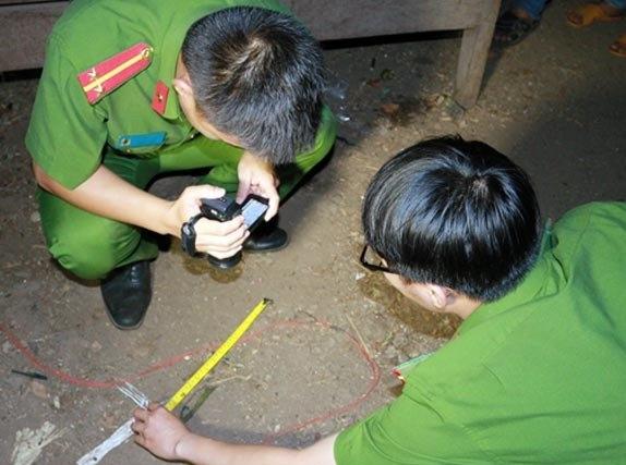 Hình ảnh Hà Giang: Chồng sát hại vợ bằng 36 nhát dao rồi bỏ trốn trong đêm số 1