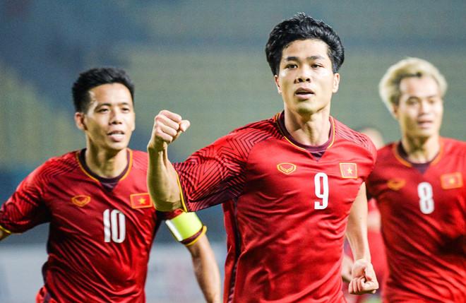 Tiền đạo Công Phượng, Xuân Trường nói gì về chiến thắng trước đội tuyển Lào 1