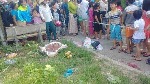 Hình ảnh Vụ thi thể bé trai bên đường miệng bị nhét giấy: Có dấu hiệu bị sát hại số 1