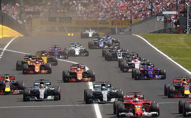 Chủ tịch Hà Nội Nguyễn Đức Chung kỳ vọng gì khi đăng cai Giải đua xe F1? 1