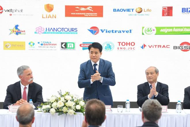 Chủ tịch Hà Nội Nguyễn Đức Chung kỳ vọng gì khi đăng cai Giải đua xe F1? 2
