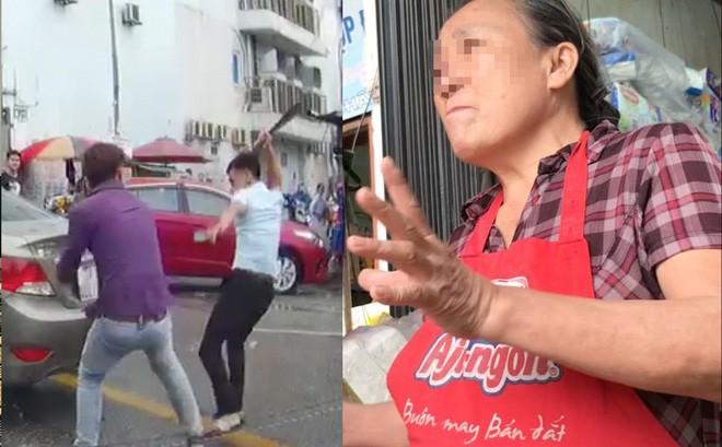 Vụ người đi xe máy chặt tay tài xế ô tô: Bất ngờ với lời kể của nhân chứng 1