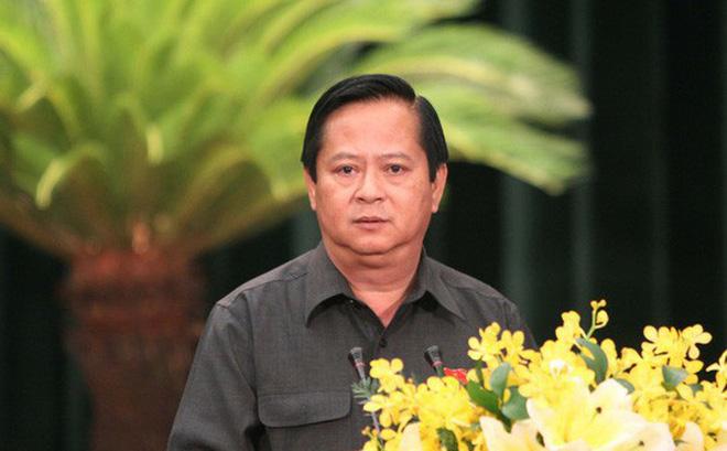 Khởi tố nguyên Phó chủ tịch TP.HCM Nguyễn Hữu Tín trong vụ Sabeco 1