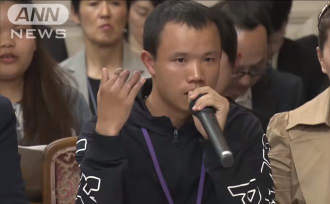 Hình ảnh Bài phát biểu đầy xót xa của thực tập sinh trước Quốc hội Nhật Bản: Khi tôi bị thương, công ty đã sa thải và buộc tôi trở về nước số 2