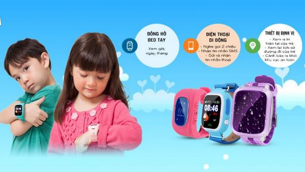 Hình ảnh Đột phá trong công nghệ đồng hồ trẻ em thế hệ mới số 2