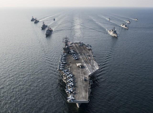Mỹ cảnh cáo Trung Quốc không gây hoạt động cản trở lưu thông quốc tế ở Biển Đông 2