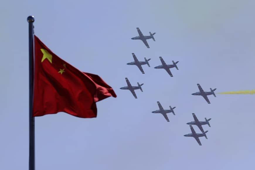 Tham vọng của không quân Trung Quốc 1
