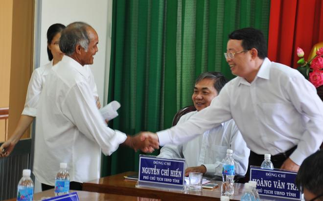 Hình ảnh Cả năm không tiếp công dân ngày nào: Chủ tịch tỉnh Phú Yên lên tiếng số 1