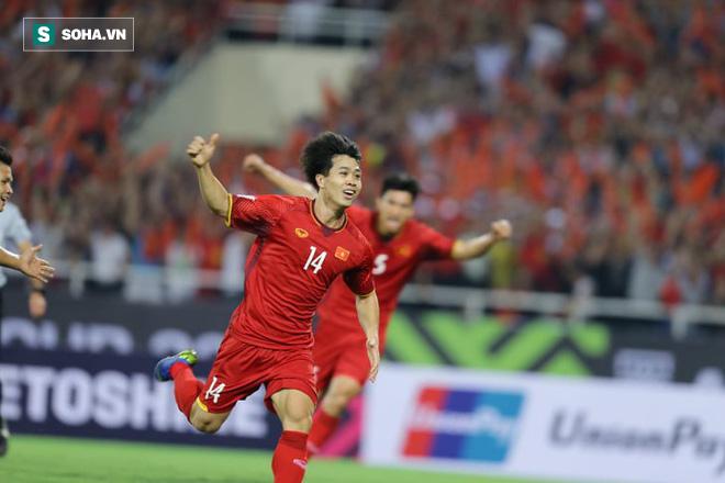 Hình ảnh Ghi bàn thắng quan trọng, Công Phượng tiết lộ lợi thế giúp Việt Nam đánh bại Malaysia số 1