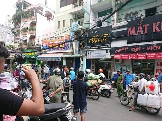 Hình ảnh Vụ nghi can cướp giật tử vong khi bị tạm giữ ở Sài Gòn: Danh tính 2 công an bị khởi tố số 2