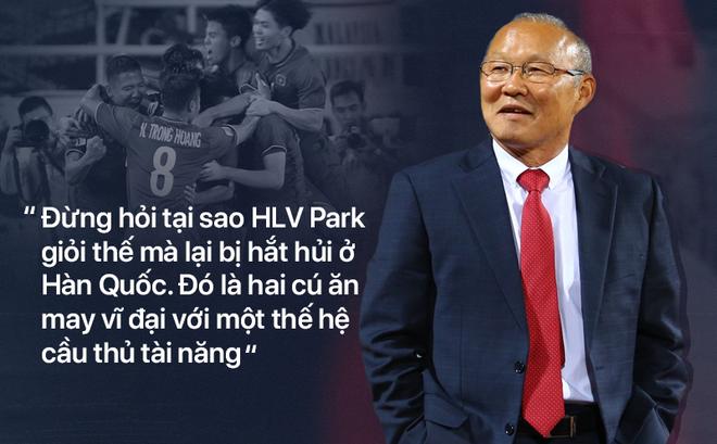 Nếu 'ông thợ khóa' Park Hang-seo 'sai', thì đội tuyển Việt Nam... cũng không cần phải đúng 1