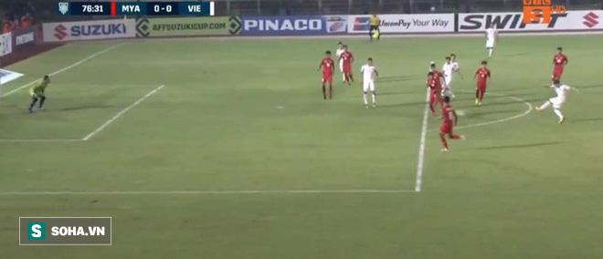 Trọng tài Thái Lan 'cướp trắng' bàn thắng, Việt Nam bị cầm hòa dù ép đối phương nghẹt thở 4