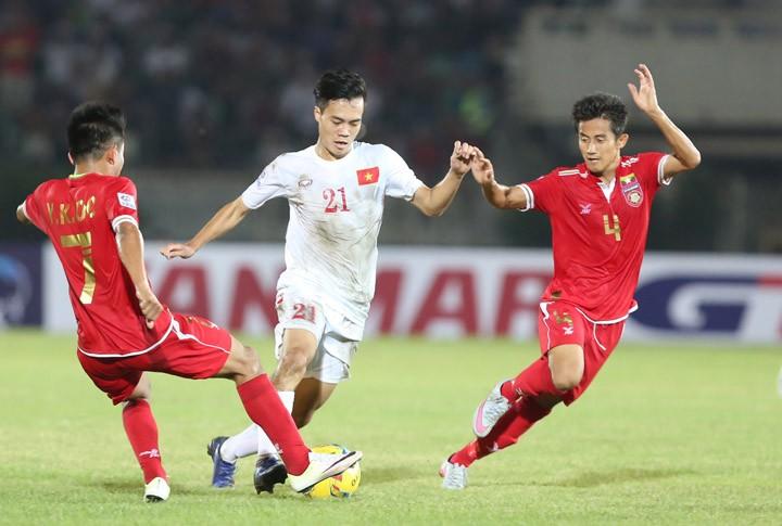 Thủ môn Dương Hồng Sơn: Myanmar khó cản bước tuyển Việt Nam 2