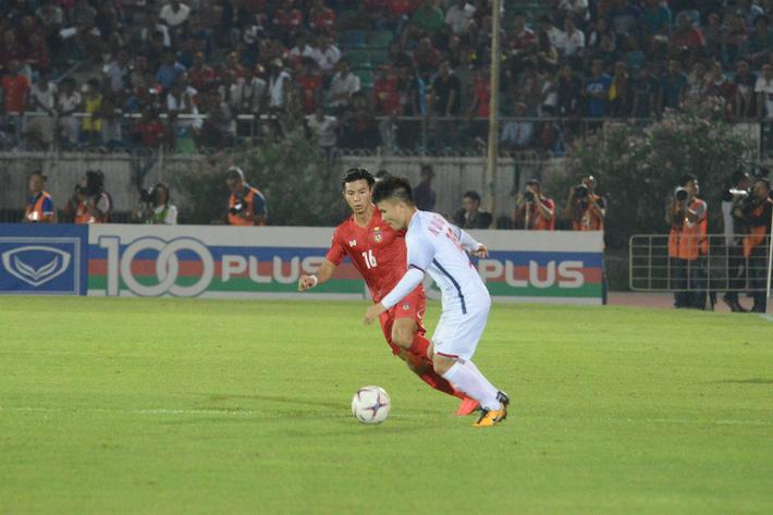 Quang Hải thừa nhận một mối lo tiềm ẩn đang tồn tại ở tuyển Việt Nam 1