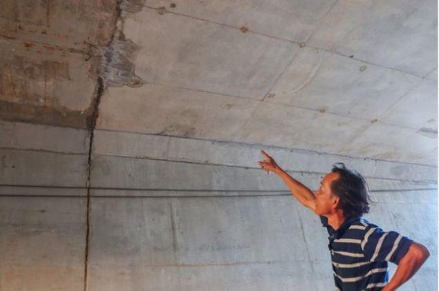 Nghi chống thấm hầm chui đường cao tốc 34.500 tỉ bằng keo: Đại diện VEC giải thích 4
