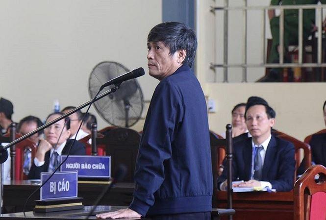 Cựu tướng Nguyễn Thanh Hóa bất ngờ nhận tội, xin lỗi lãnh đạo Bộ Công an 1