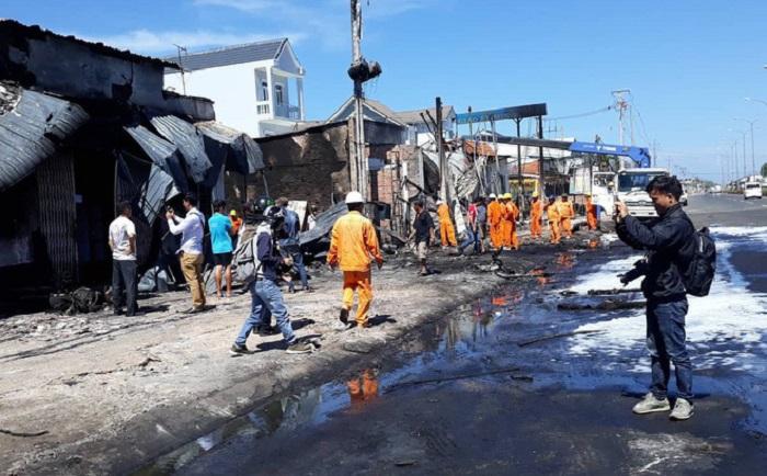 Vụ tai nạn thảm khốc ở Bình Phước: Xe bồn vẫn còn hạn đăng kiểm 1