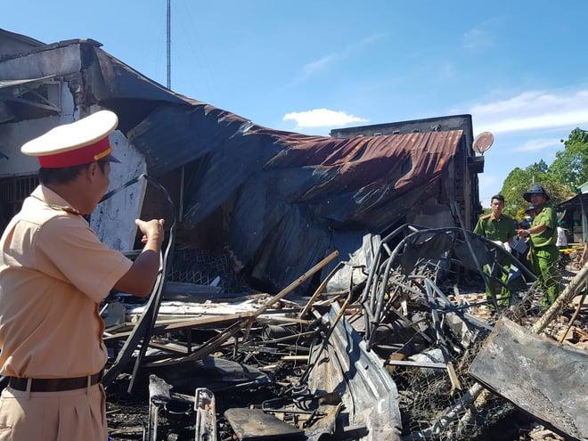 Tài xế xe ba gác va chạm với xe bồn trong vụ tai nạn thảm khốc ở Bình Phước nói gì? 1