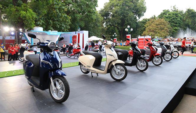 Sau 2 ngày mở bán, VinFast nhận 2.000 đơn hàng xe máy điện 2