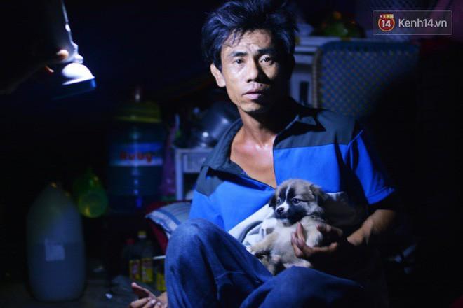 Cộng đồng xót xa khi chú chó mù của anh đánh giày câm bỗng mất tích suốt nhiều ngày, nghi bị trộm bắt đi 8