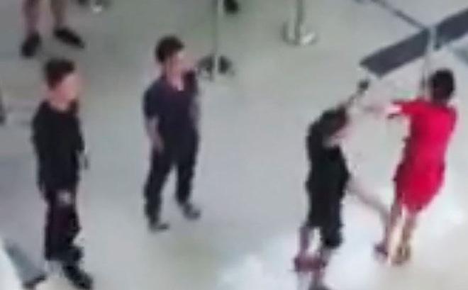 ACV đề nghị xử nghiêm 3 đối tượng gây rối tại sân bay Thọ Xuân 1