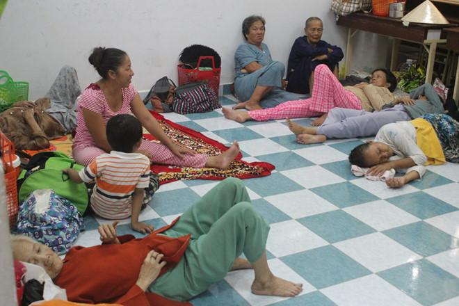 Bão số 9 đổ bộ: TP.HCM sơ tán hơn 4.100 dân, Vũng Tàu sơ tán 1.205 dân 5