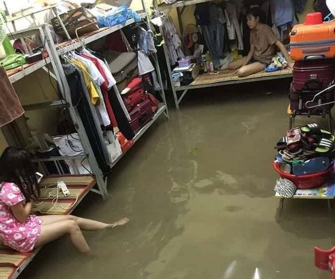 Ngập lụt ở TP.HCM và nỗi ám ảnh