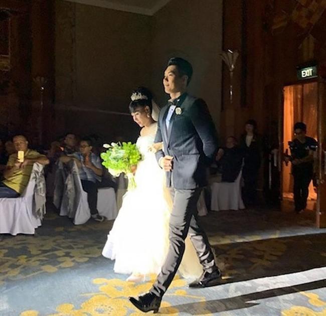 Nhan sắc trẻ trung, gia thế khủng của vợ doanh nhân hơn 15 tuổi vừa kết hôn với người mẫu Trương Nam Thành 2