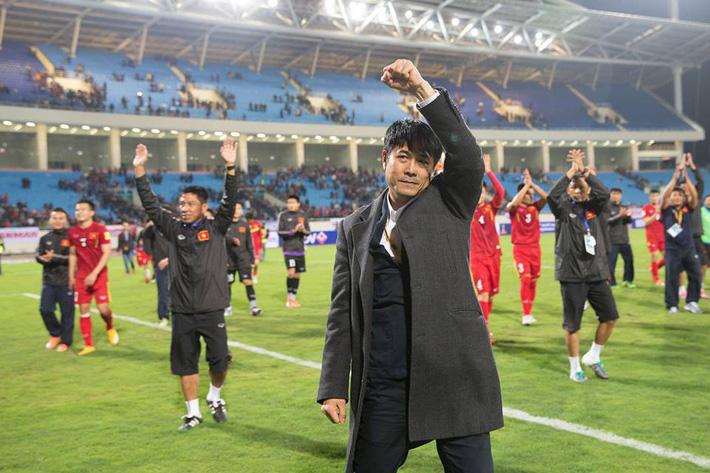 'Phép thuật' của HLV Park Hang-seo: Không phải sạch lưới, bất bại hay ngôi đầu bảng 1