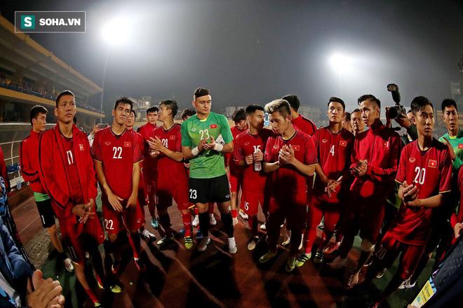 'Phép thuật' của HLV Park Hang-seo: Không phải sạch lưới, bất bại hay ngôi đầu bảng 3