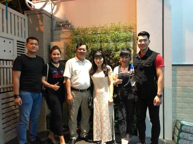 Nhan sắc trẻ trung, gia thế khủng của vợ doanh nhân hơn 15 tuổi vừa kết hôn với người mẫu Trương Nam Thành 31