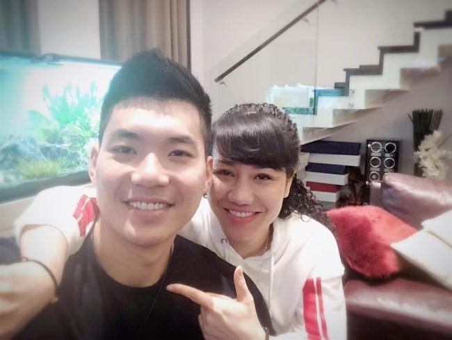 Nhan sắc trẻ trung, gia thế khủng của vợ doanh nhân hơn 15 tuổi vừa kết hôn với người mẫu Trương Nam Thành 7