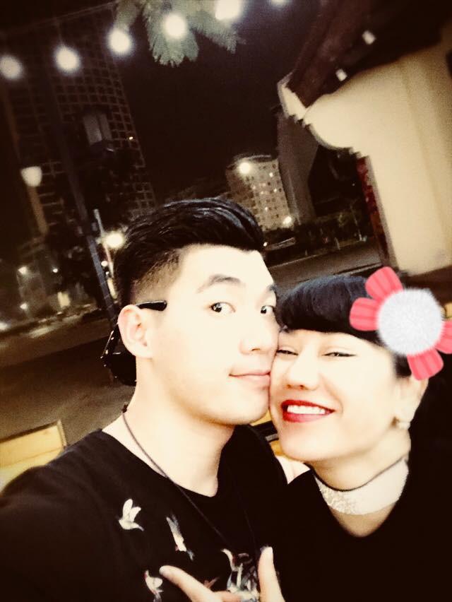 Nhan sắc trẻ trung, gia thế khủng của vợ doanh nhân hơn 15 tuổi vừa kết hôn với người mẫu Trương Nam Thành 8
