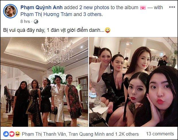 Phản ứng bất ngờ của Phạm Quỳnh Anh khi chạm trán Bảo Anh 1