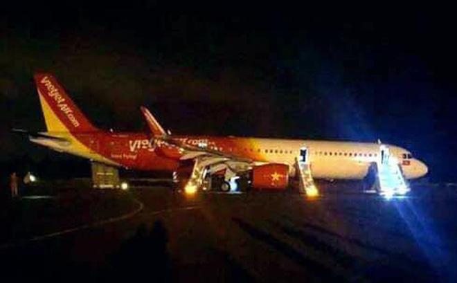 Vụ máy bay VietJet gặp sự số: Nhiều hành khách bị gãy xương 4