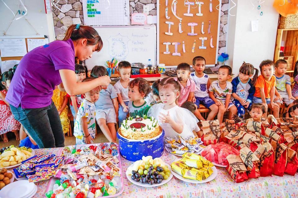 Trang Trần tổ chức sinh nhật cho con gái 3 tuổi, bất ngờ tiết lộ bí mật giấu kín nhiều năm 4